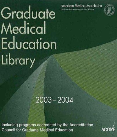 Graduate Medical Education Library