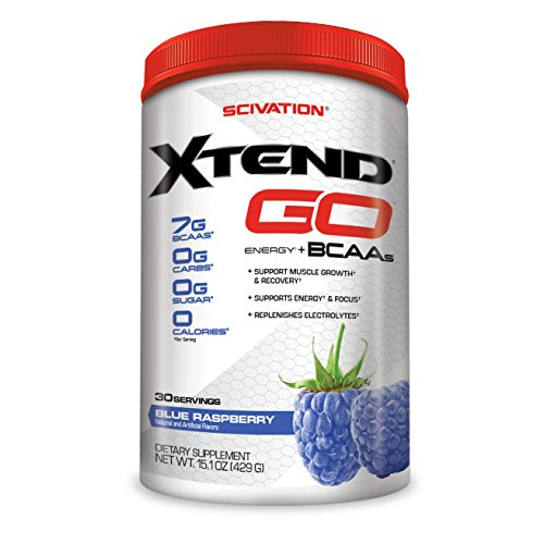 Scivation Xtend Energy Raspberry Servings product image