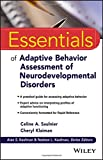 img - for Essentials of Adaptive Behavior Assessment of Neurodevelopmental Disorders (Essentials of Psychological Assessment) book / textbook / text book