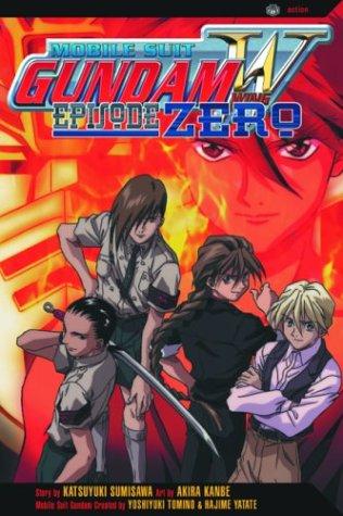 Gundam Wing: Episode Zero