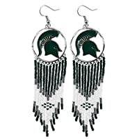 NCAA Arkansas Razorbacks Dreamcatcher Earring