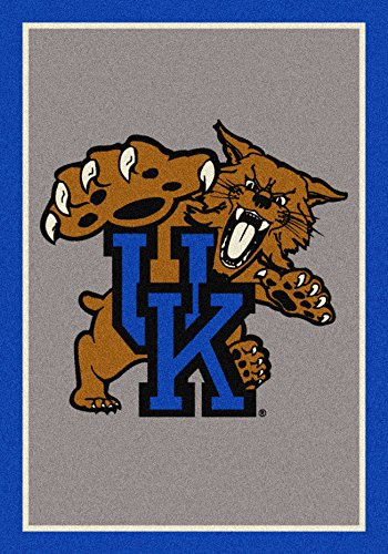 American Floor Mats Kentucky Wildcats NCAA College Team Spirit Team Area Rug 3'10