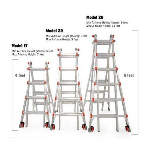 Werner Mt 22 Multi Position Ladder Best Ladder 2017