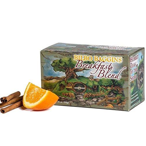 - Tea Bilbo Baggins Breakfast Blend (20 bag/box)