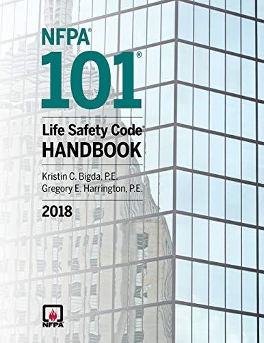 NFPA 101: Life Safety Code Handbook, 2018 ()
