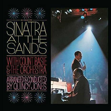 Sinatra At The Sands [Vinilo]