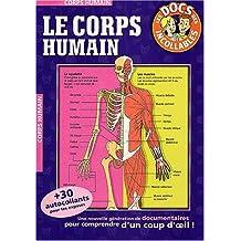 CORPS HUMAIN (LE) + 30 AUTOCOLLANTS
