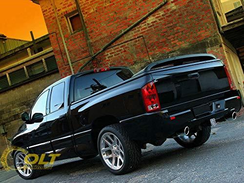 2002-2005 Dodge Ram 1500 2500 Dual 2.5 Pipe Conversion Exhaust Kit