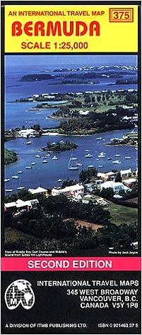 Livre anglais à télécharger Carte routière : Bermudes 0921463375 PDB