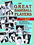 Great Baseball Players in Historic Photographs, , 0486289249