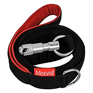Amazon.com : Dog Leash with Unbreakable Carabiner by