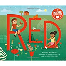 Red (Sing Your Colors!)