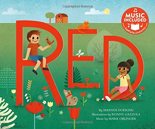 Download Red (Sing Your Colors!) ebook