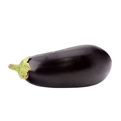 Black Beauty Eggplant Seed - 300 Heirloom Seeds - Non GMO - Neonicotinoid-Free : Garden & Outdoor
