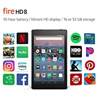 All-New Fire HD 8 Tablet |...