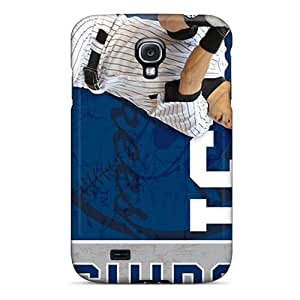 Unique Design Galaxy S4 Durable Tpu Case Cover New York Yankees