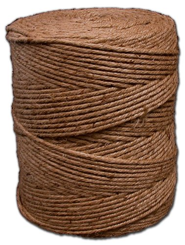 T.W Evans Cordage 13-310 3 Poly 28 Jute Twine 10-Pound Tube by T.W . Evans Cordage Co.