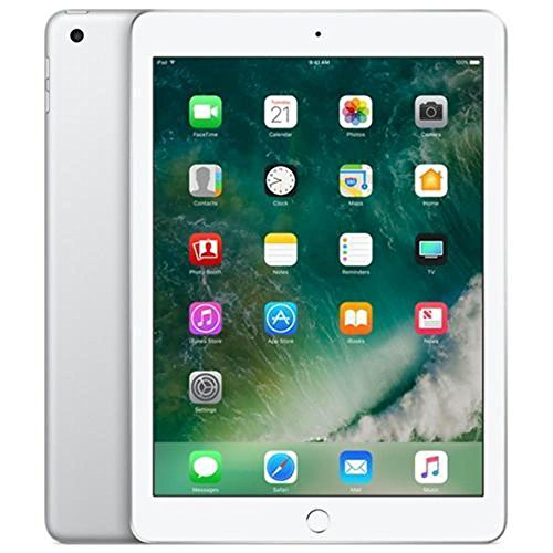 Apple iPad with WiFi, 32GB, Silver (2017 - International Mall Outlet