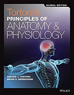 Amazon Com Principles Of Anatomy And Physiology 14e With Atlas Of