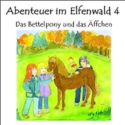 Das Bettelpony und das Äffchen (Abenteuer im Elfenwald 4)