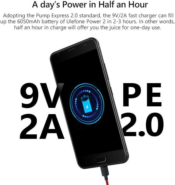 Nuevo Lanzamiento] Ulefone Power 2: Amazon.es: Electrónica