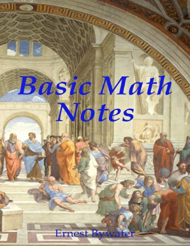 This document is intended as a study help guide for students of general mathematics principles and processes. It's also a set of useful reminder sheets. I started it as tutoring notes for a Reconstructing Maths course student I was tutoring. She was ...