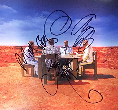 (Muse signed Black Holes & Revelations 12