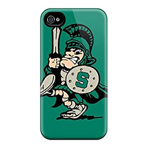 Fashion Cases For Iphone 6- Michigan State Defender Cases Covers
