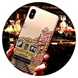 Mobile Phone Shell Protective Sleeve Noble and Beautiful Soft case for iPhone,404,for iPhone