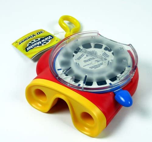 World/'s Smallest VIEW-MASTER Viewmaster Viewer//Reel Mini Toy