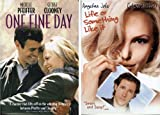 Love and Romance Double Pack DVD - Life or Something Like It - One Fine Day