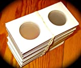 3600 Premium BCW 2X2 Cardboard Coin Holders - Mixed - Best Deal!