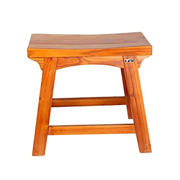 Pleasing Amazon Com Bath Stool Camphor Wood Bath Stool Household Ibusinesslaw Wood Chair Design Ideas Ibusinesslaworg