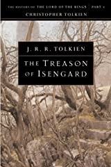 The Treason of Isengard: The History of The Lord of the Rings, Part Two (The History of Middle-Earth, Vol. 7) Paperback
