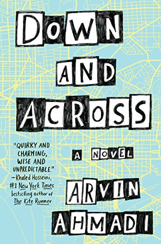 Down and Across by [Ahmadi, Arvin]