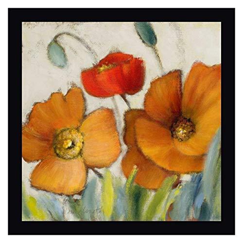 Poppy Splendor Square III by Lanie Loreth - 23