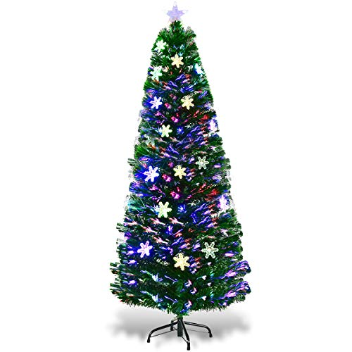 Fibre Optic Tree With Led Lights in US - 4