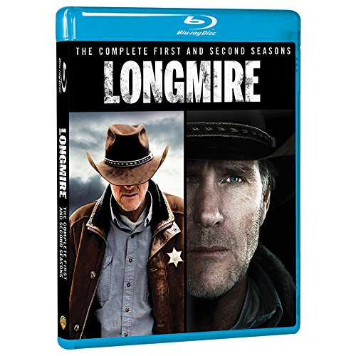 Longmire: Seasons 1 & 2 (Blu-ray)