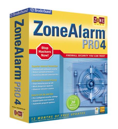(Zone Alarm Pro 4)