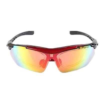 ChenYongPing Gafas de Sol polarizadas Gafas Ajustables de ...