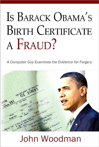 Is Barack Obamas Birth Certificate a Fraud?