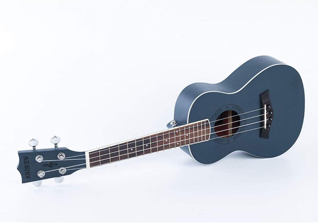 Sakuldes Pegatinas cómic 21 Pulgadas Ukelele weiyi de Cuatro Cuerdas para Guitarra eléctrica para Principiantes y niños: Amazon.es: Hogar