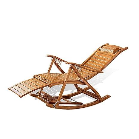 ZXQZ Silla Gravedad Cero Silla plegable - Playa para acampar ...