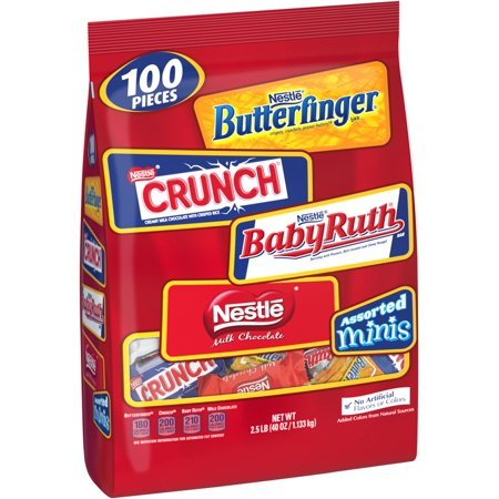 Nestle Chocolate Assorted Minis Bag, 40-Ounce (4 Pack(40-Ounce)) for sale  Delivered anywhere in USA