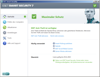ESET Multi-Device Security für Windows: Maximaler Schutz