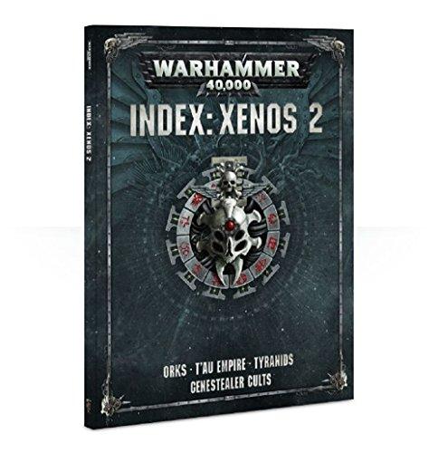 Games Workshop Warhammer 40K Index: XENOS 2