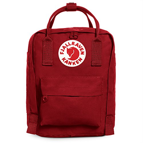 Fjallraven - Kanken Kids, Deep Red