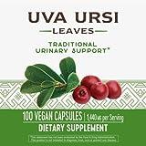 Nature's Way Uva Ursi, 1,440 mg per Serving, 100