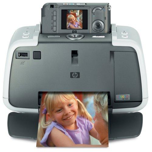 HP Photosmart 428 GoGo Photo Studio (M517 5MP Digital Camera with 3x Optical Zoom & Photosmart 420 4x6 Photo Printer)
