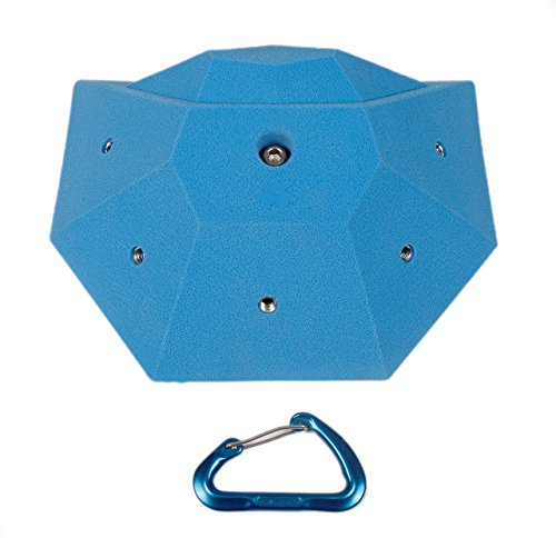 Volumes #5 (XXL Hedron) | Climbing Holds | Blue by Atomik Climbing Holds